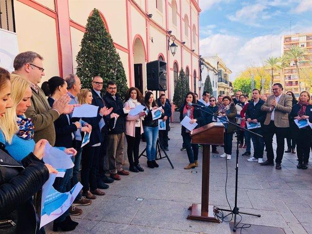 El Ayuntamiento de Alcalá de Guadaíra se suma al Día Mundial del Autismo