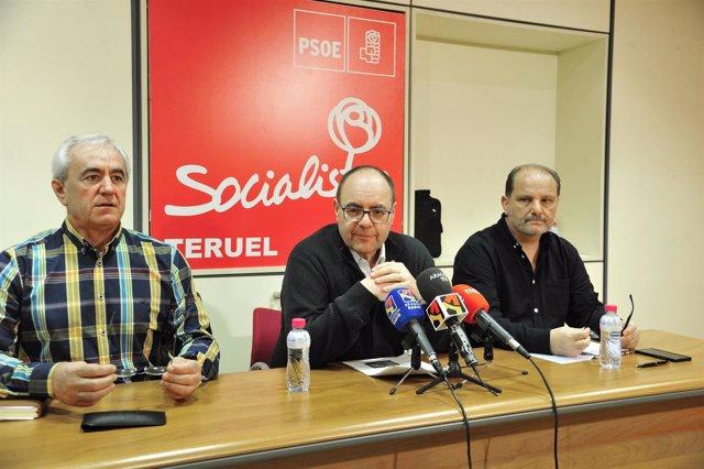 PSOE presenta su propuesta de nombre para la vía perimetral.