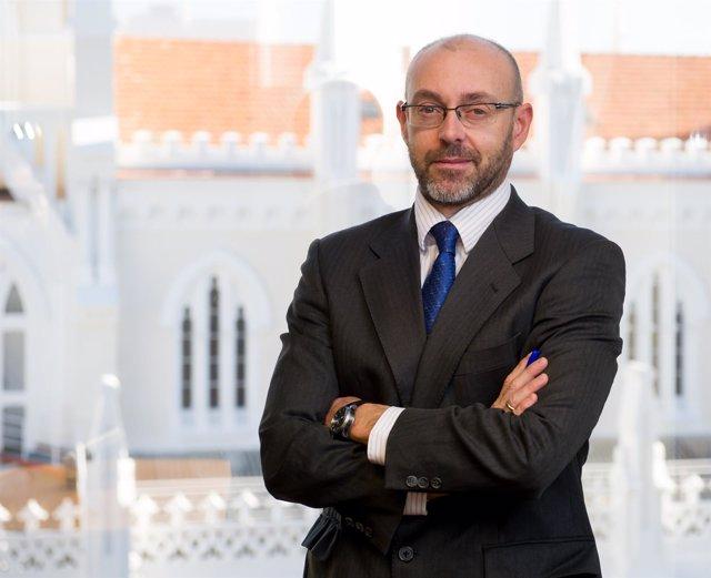 Jorge Sanz, presidente de la comisión de expertos sobre la transición energética