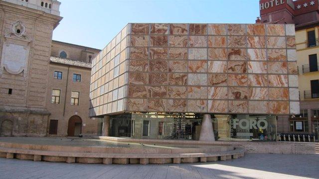 Museo Del Foro Romano De Zaragoza