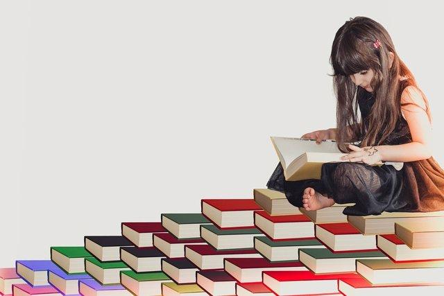 Leer, lectura, niño