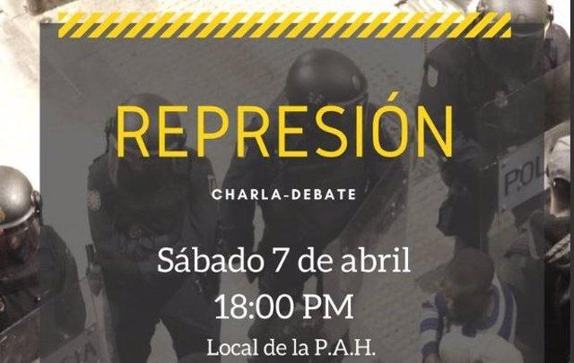 Charla-Debate 'Represión' en Alcalá de Henares