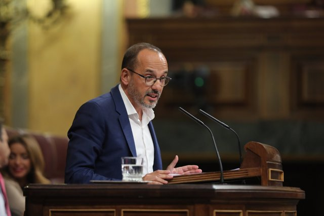 Carles Campuzano en el Congreso