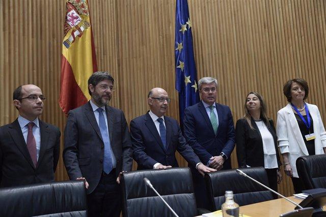 Cristóbal Montoro presenta los Presupuestos Generales 2018