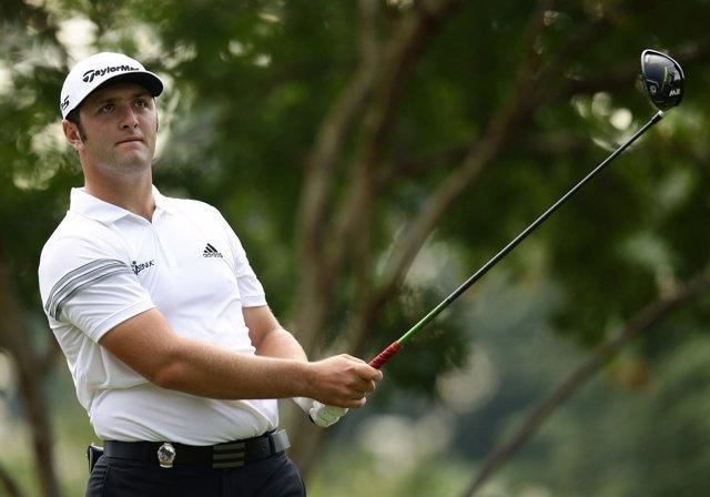 El golfista español Jon Rahm