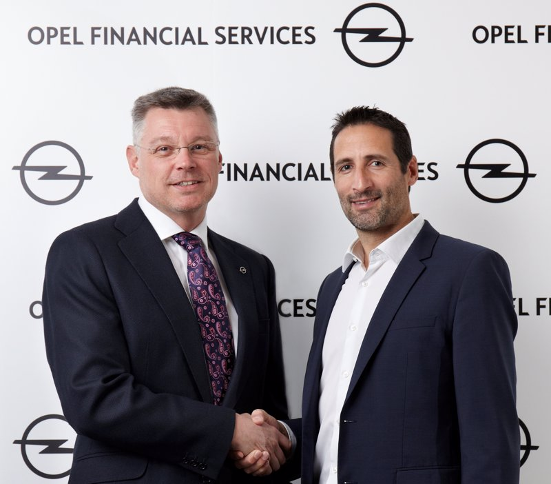 opel lanza su propia financiera en espa a opel financial services. Black Bedroom Furniture Sets. Home Design Ideas