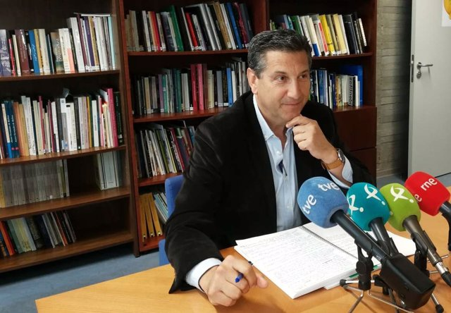 Javier Luna, director gneneral de Empleo