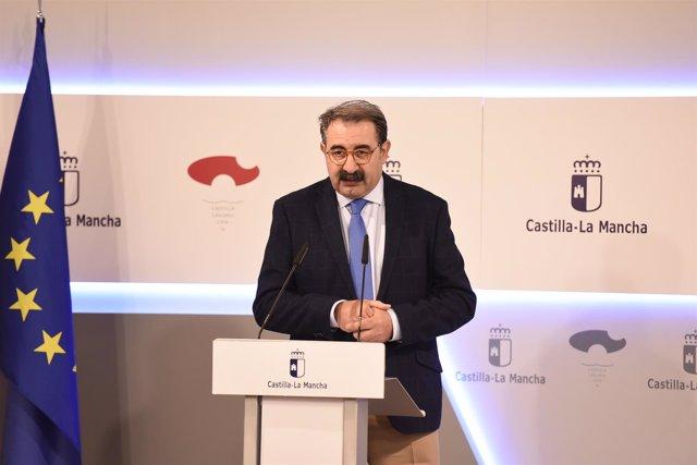 Consejero de Sanidad, Jesús Fernández