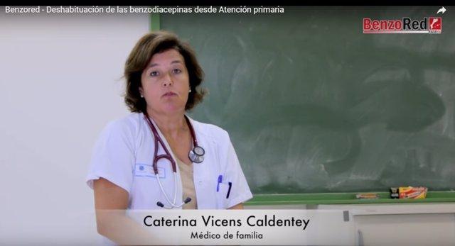 La doctora Caterina Vicens, médica de familia en Baleares