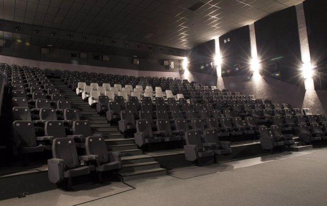 Sala de Cine de Artesiete en FAN Mallorca Shopping