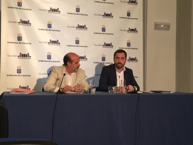 Rueda de prensa del Festival de Música de Canarias