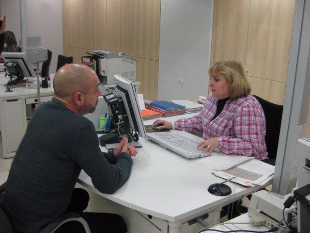 Oficina De Trabajo De La Generalitat (OTG), Paro, SOC