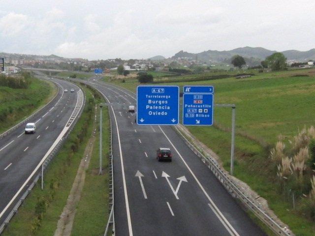 Autovía A-67; S-10; S-30; N-611