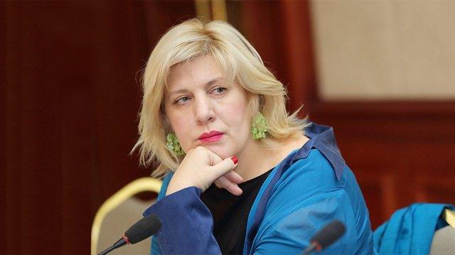 Dunja Mijatovic, comisaria de Derechos Humanos del Consejo de Europa