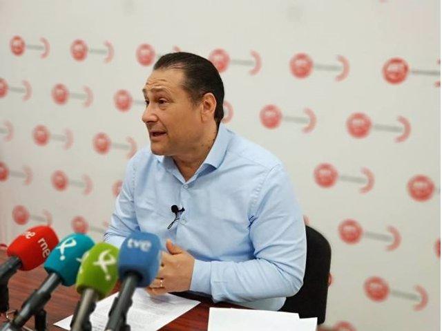 Teodoro Casares, de UGT