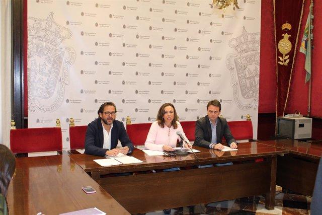 Nota Del Grupo Popular En Granada Sobre El Centro Lorca