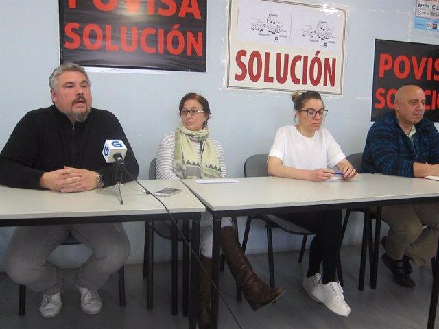 CIG, CC.OO. Y CGT-SGPS anuncian movilizaciones en Povisa. 2018.