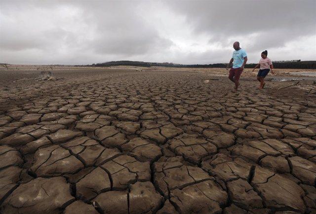 Sequía en Sudáfrica