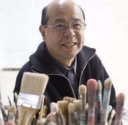 El artista japonés Miutso Miura expone en Cáceres