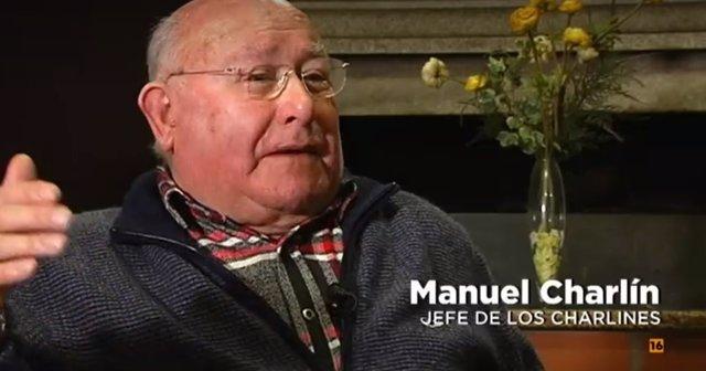 Manuel Charlín en 'Conexión Fariña'