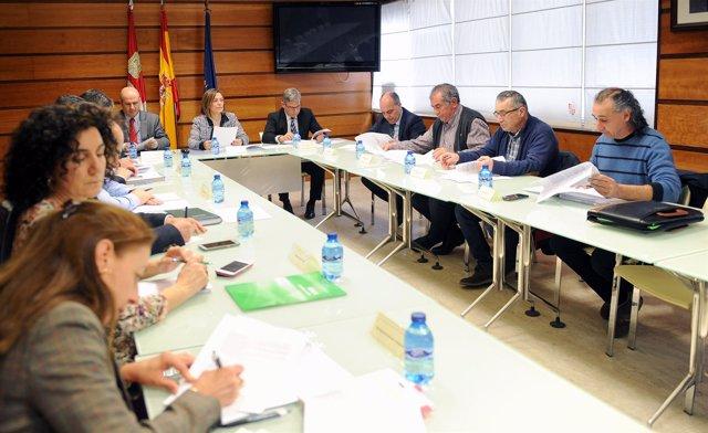 Reunión del Consejo Regional Agrario, 3-4-18