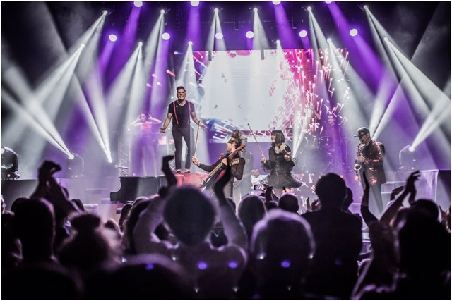 Music has no limits espectáculo show música teatro cervantes málaga cultura