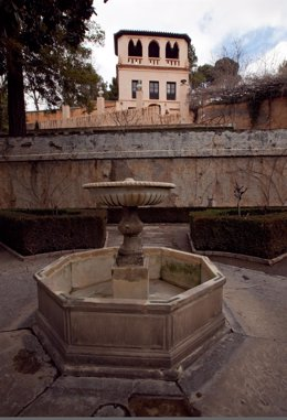 Mirador Romántico de la Alhambra
