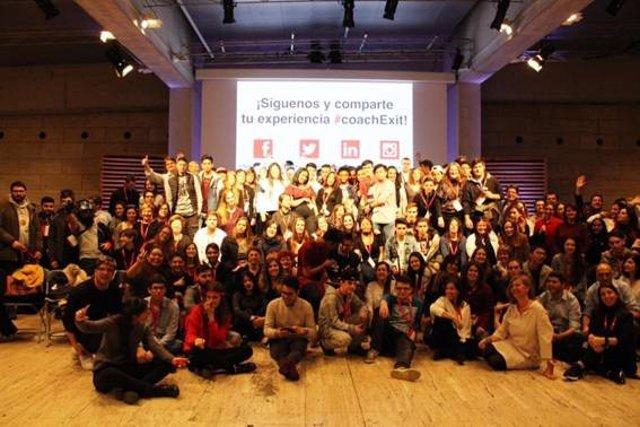 Empresas participantes en el 'Proyecto Coach' de Fundación Exit