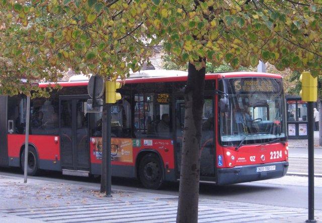 Autobús, bus