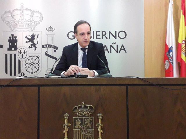 Samuel Ruiz, delegado del Gobierno en Cantabria, valora los PGE de 2018