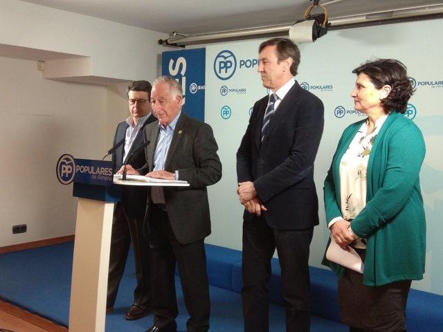 Presentación de los PGE en Almería