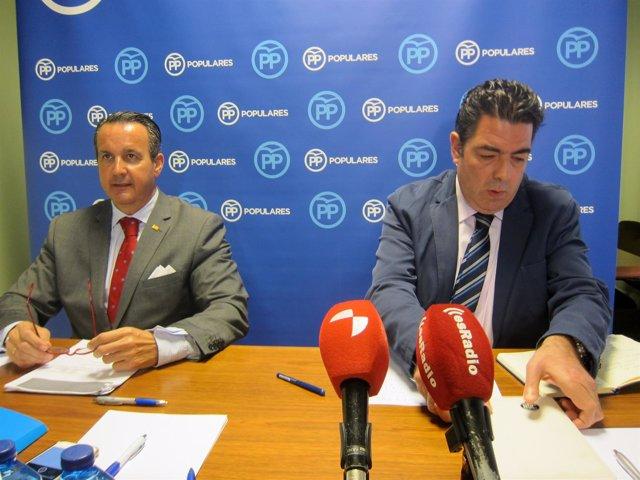 Ignacio Tremino y Alberto Gutiérrez analizan el PGE.