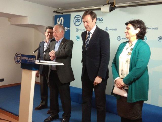 El PP presenta los PGE en Almería