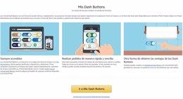 Dash Buttons Virtuales