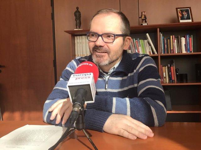 El diputado de JxCat y vicepresidente del Parlament, Josep Costa