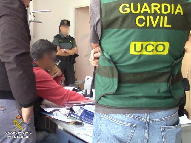 Operación de la UCO de la Guardia Civil contra medicamentos ilegales