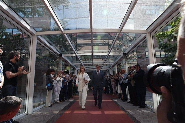 Cristina Cifuentes Asamblea de Madrid