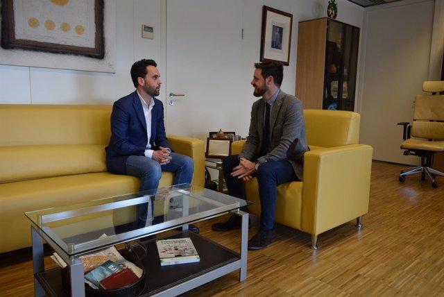 Nota Y Fotos / Granada Crea Más Del 45% De Las Empresas Respaldadas Por Andalucí