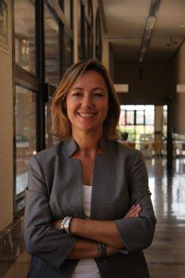 La rectora de la UAO CEU, Eva Perea
