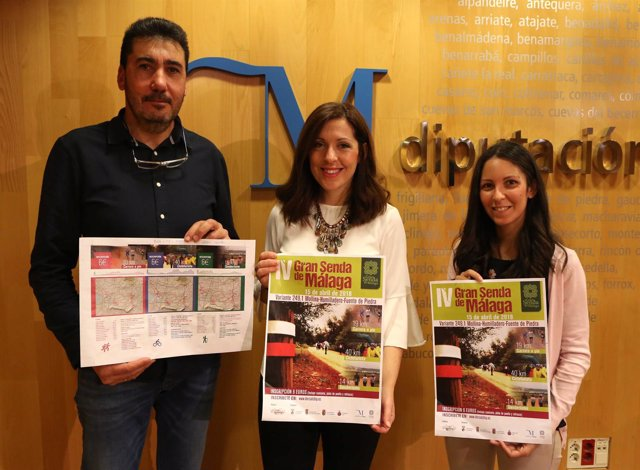 Presentación carrera Gran Senda de Málaga