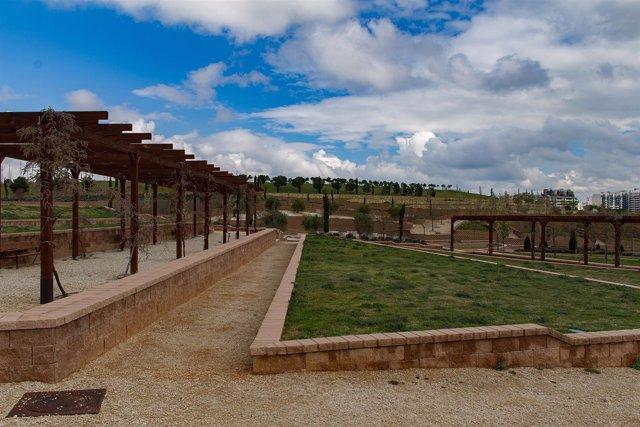 Parque Felipe VI de Madrid, naturaleza, campo