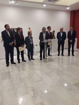 Exposición 'Murcia: una generación de escultores'