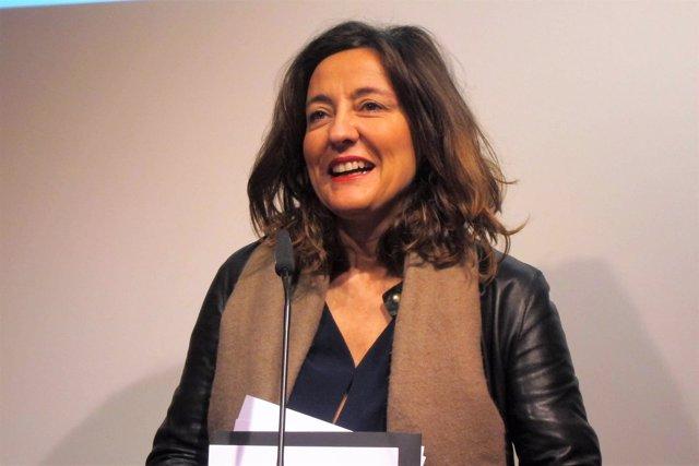 Mercè Conesa (PDeCAT). Presidenta de la Diputación de Barcelona