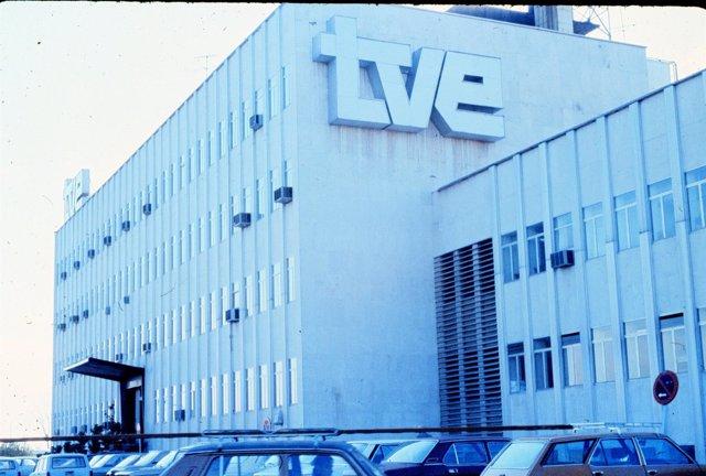 Estudios de Prado del Rey de RTVE