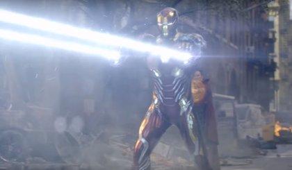 Iron Man revela su arma secreta para Infinity War