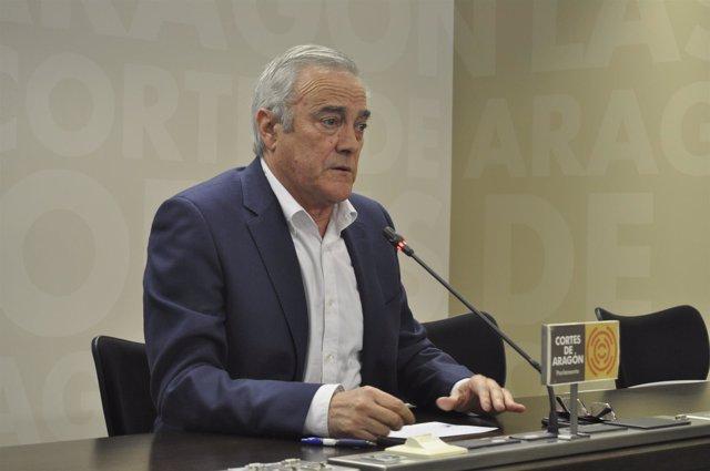 Javier Sada, diputado del PSOE