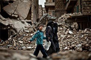 La guerra de Siria a través de los ojos de fotoperiodistas iberoamericanos