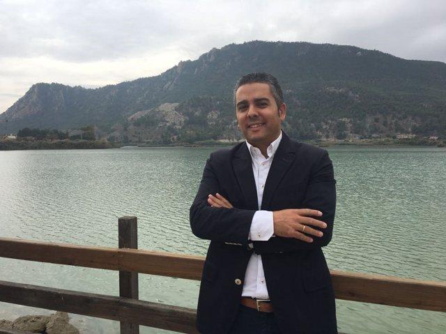 El secretario ejecutivo de Agua del PP, Jesús Cano
