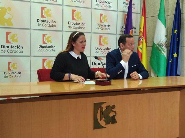 Barbero y Martínez presentan la iniciativa