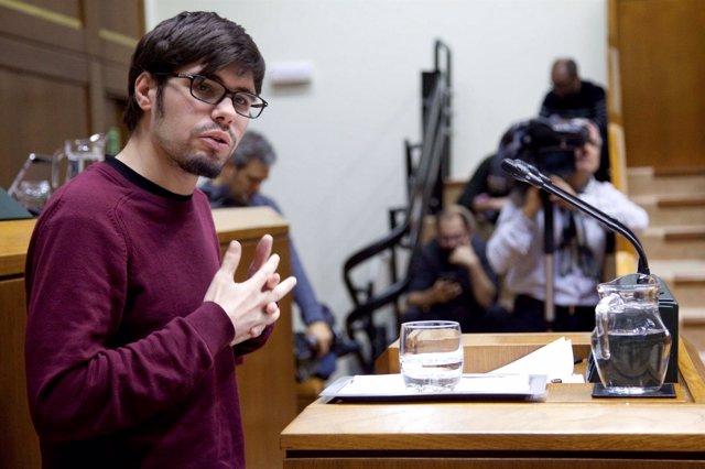 Foto de archivo de Lander Martínez